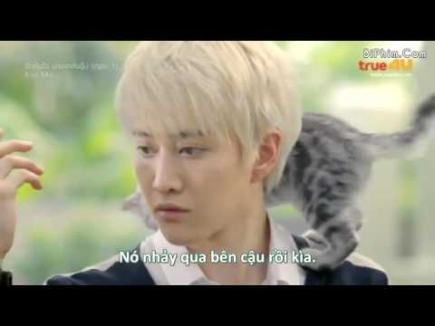 Nụ Hôn Định Mệnh - Full HD Tập 1 + VietSub | Phim Tình Cảm Thái Lan