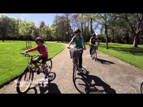 Cycle South - Family Holiday