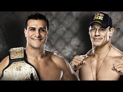 Hình ảnh trong video John Cena vs. Alberto Del Rio - Hell in a Cell