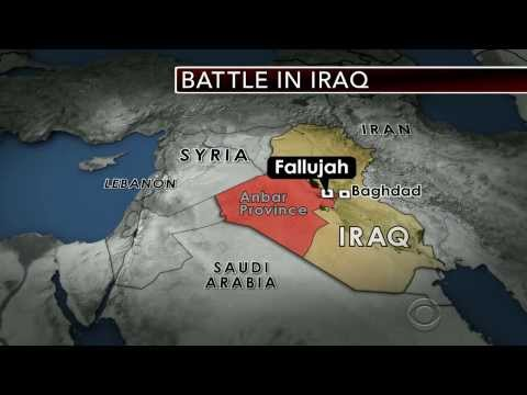 Iraq in Turmoil as Violence Increases 2014