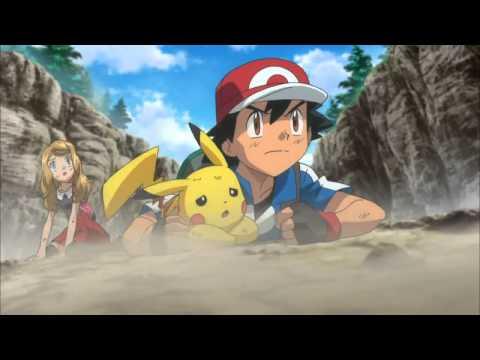 [JAPAN] Pokémon Movie 17: The Cocoon of Destruction and Diancie 2014 Trailer!