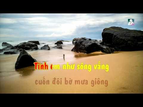 BÊN EM LÀ BIỂN RỘNG Karaoke HD [Beat chuẩn] Lệ Quyên