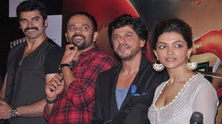 Shahrukh Khan on 'Chennai Express' And New Box Office Records