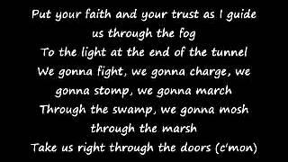 Eminem- Mosh lyrics