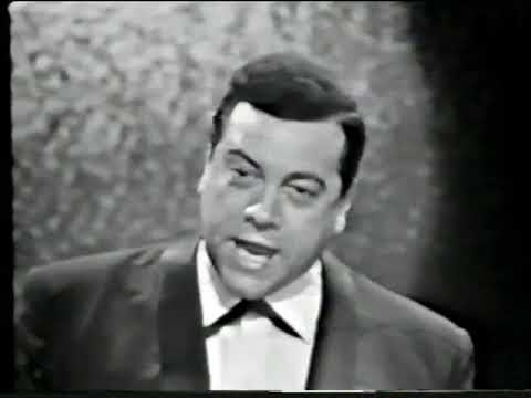 Mario Lanza Sunday Night at the London Palladium