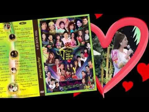 DVDTình Nghệ Sỹ 9 quảng cáo trên đài truyền hình SET và Little Saigon