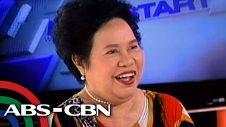 Santiago on Enrile: He should never have been Senate president