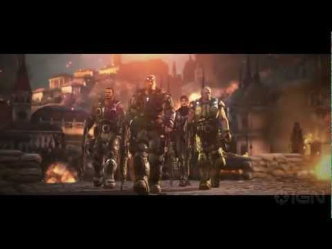 Gears of War: Judgment Cinematic Trailer