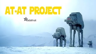 AT-AT Project: el poder de Arduino Uno