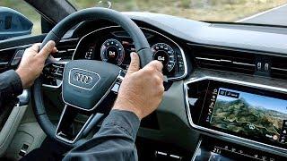 Audi A7 Sportback (2018) INTERIOR. YouCar Car Reviews.