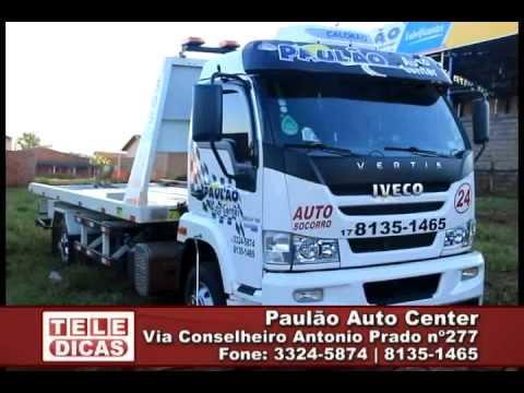 Dicas do Paulão Auto Center