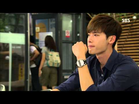 I hear your voice(Lee bo young,Lee jong suk) Ep.16 #4(10)