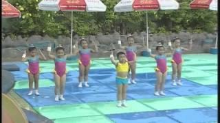 Aerobic Thiếu Nhi Cùng Tập Aerobic Với Bài Hát