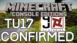 Minecraft: TU17 RELEASE DATE! Xbox 360 & PS3 New Info