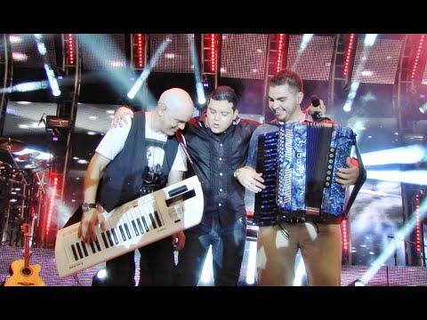 Tá Na Cara ● Banda Som & Louvor DVD 2014【Forró Gospel】HD