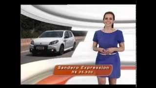 Vrum Testa O Renault Sandero GT Line