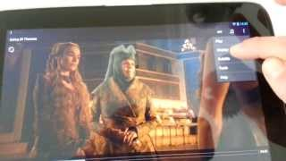 How To Get Subtitles To Your Tablet! *NEW*