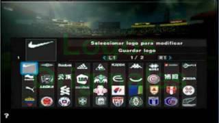   Option File   Pro Evolution Soccer 2012 PS2  