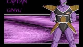 DragonBall Z- Ginyu Transformation Theme