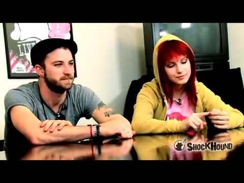 Paramore Interview On Twilight