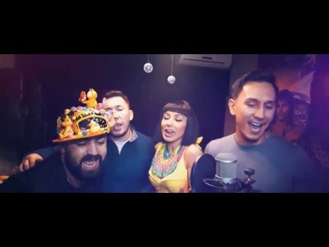 Azary&Kleo feat С.Ибрагимов, Д.Шарапова, З.Омарова, Kental, Alldavai - С Новым Годом, Казахстан!
