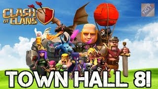 Clash of Clans - Town Hall 8 Achieved with Upgrade Priorities