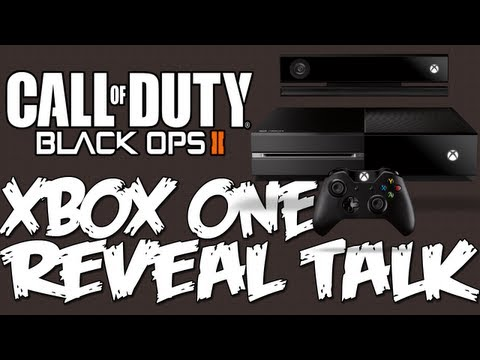 Black Ops 2:  Xbox One: All Game Discs Are Installed To The Hard Drive - Xbox One Reveal Talk