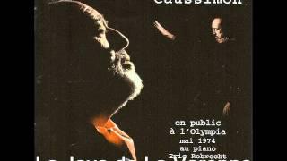 La Java De La Varenne : Jean-Roger Caussimon