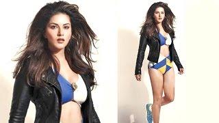 Sunny Leone HOT Photoshoot In SPORTY BIKINI