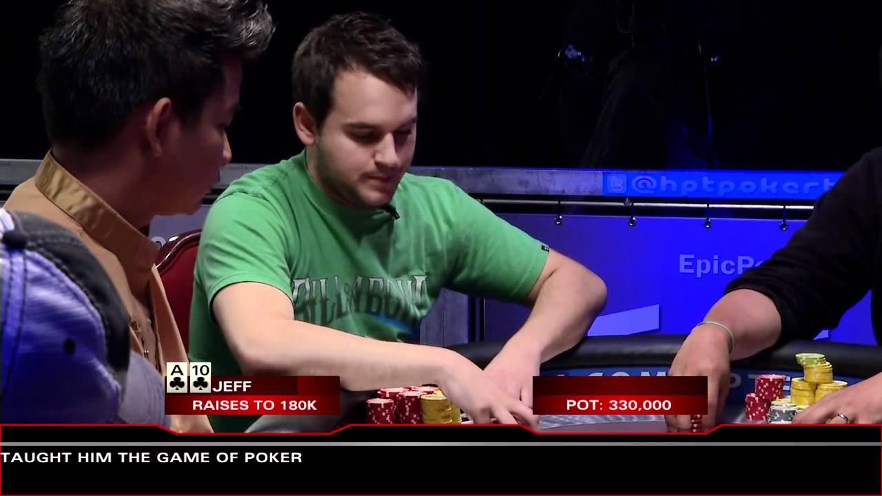 Turning stone casino poker tournaments