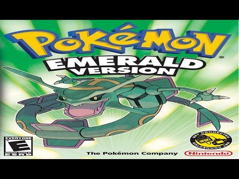 TAP (GBA) Pokémon III - Emerald Version (1/11)