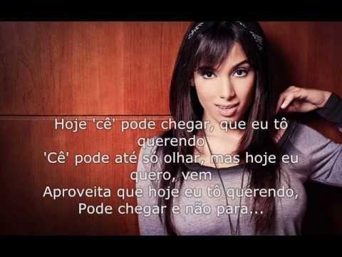 Anitta - Não Para (Karaoke)