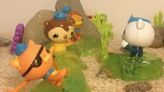 The Octonauts And The Slime Cucumber