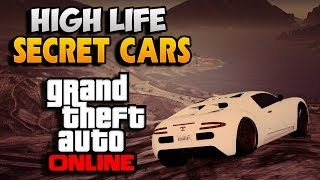 GTA 5 High Life Update Vehicles For Purchase Rare Cars