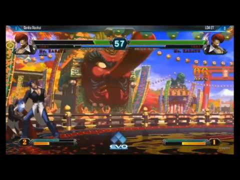 EVO 2014 Top 8 KOF 13 LDA ET vs Xiaohai Winers finals