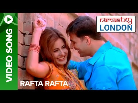 Rafta Rafta (Official Song) - Namastey London