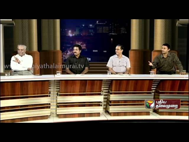 Nerpada Pesu - Media trapping Foul Politicians - Part 4