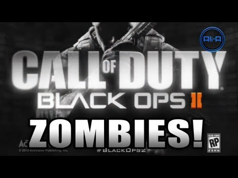 Call of Duty: BLACK OPS 2 - Zombies Information! (New COD BO2 Zombies 2012)