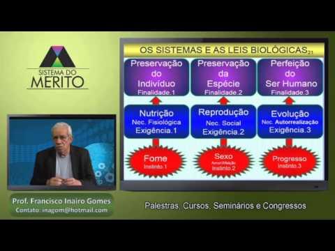 SIS.09 - Os Sistemas e as Leis Biológicas (Leis da Vida).