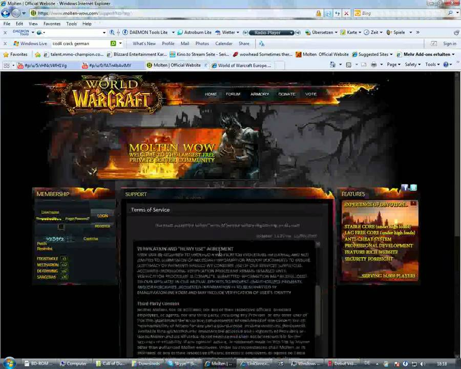 onlinespiele king