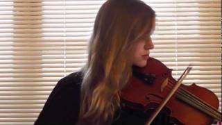 Rolling In The Deep By Adele, Violin Cover By Maya