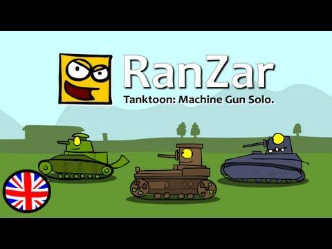 Tanktoon #52 - Sólo na guľomete