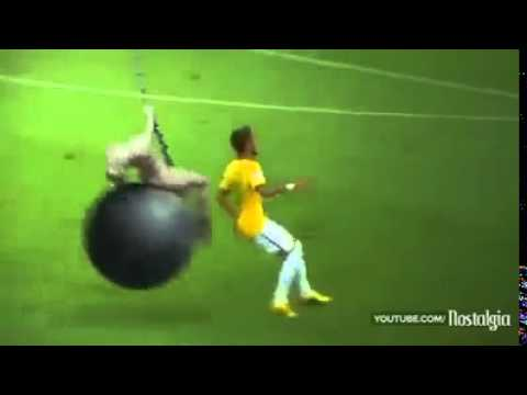 Secret behind Neymar's Injury - Must watch - Fifa worldcup 2014