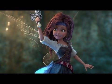 Tinker Bell and The Pirate Fairy -- UK trailer | OFFICIAL Disney HD