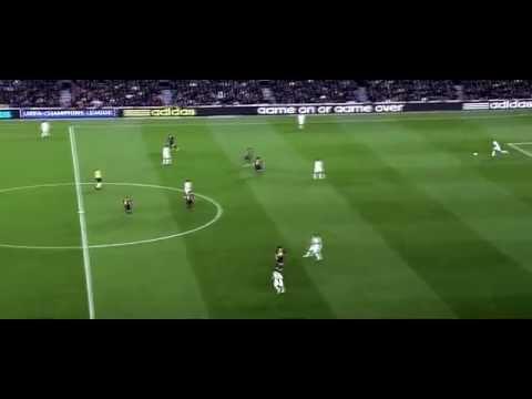 Vincent Kompany vs Barcelona HD (Champion's League) 12/03/2014