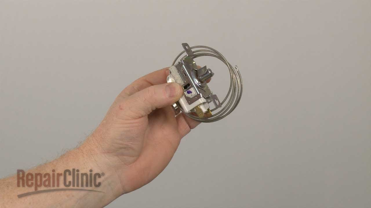Fridge Temperature Control Thermostat Replacement