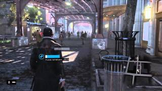 Watch_Dogs: Open World Gameplay Premiere