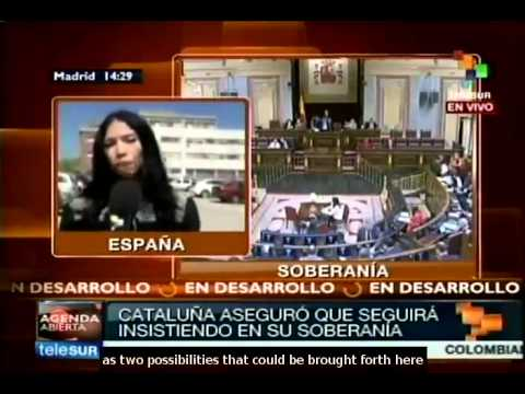 Spain refuses to conduct referendum on Catalan independence