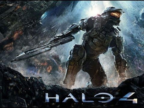 Halo 4 (Full Campaign and Cutscenes)