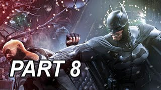 Batman Arkham Origins Gameplay Walkthrough Part 8 Enigma